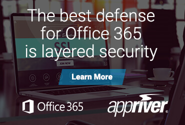 The best defense for Office 365 is layered security