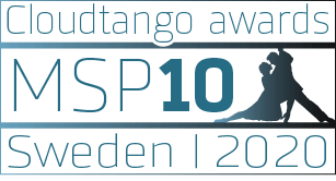MSP10 Sweden awards
