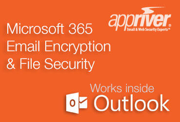 Microsoft 365 Email Encryption & File Security