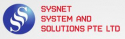 Sysnet System and Solutions PTE